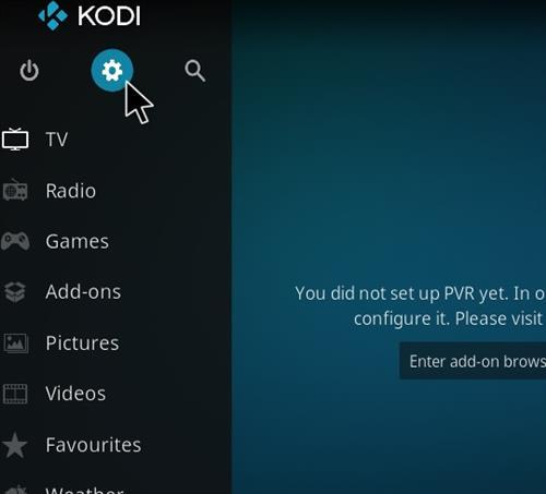 How to Install Duff Light Kodi 18 Build Leia step 1
