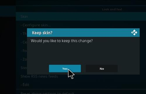 How to change the Skin back to Default Estuary marvel 18 step 5