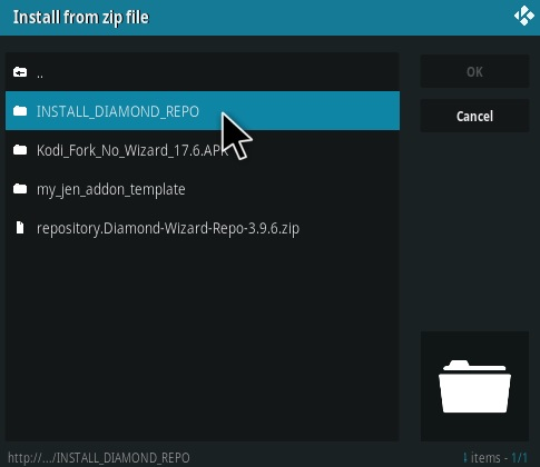 Steps to Install The Magic Dragon Add-on for Kodi 18 Leia Update Step 12