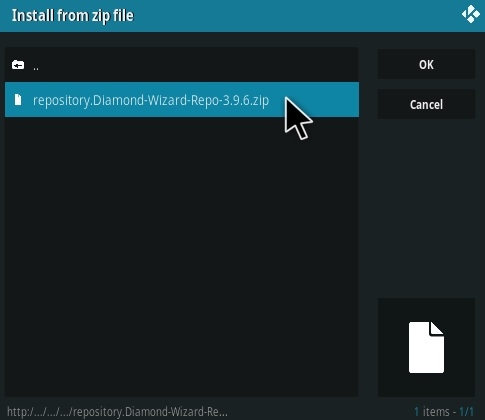 Steps to Install The Magic Dragon Add-on for Kodi 18 Leia Update Step 13