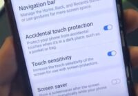 How To Change and Adjust the Screen Sensitivity Galaxy S10