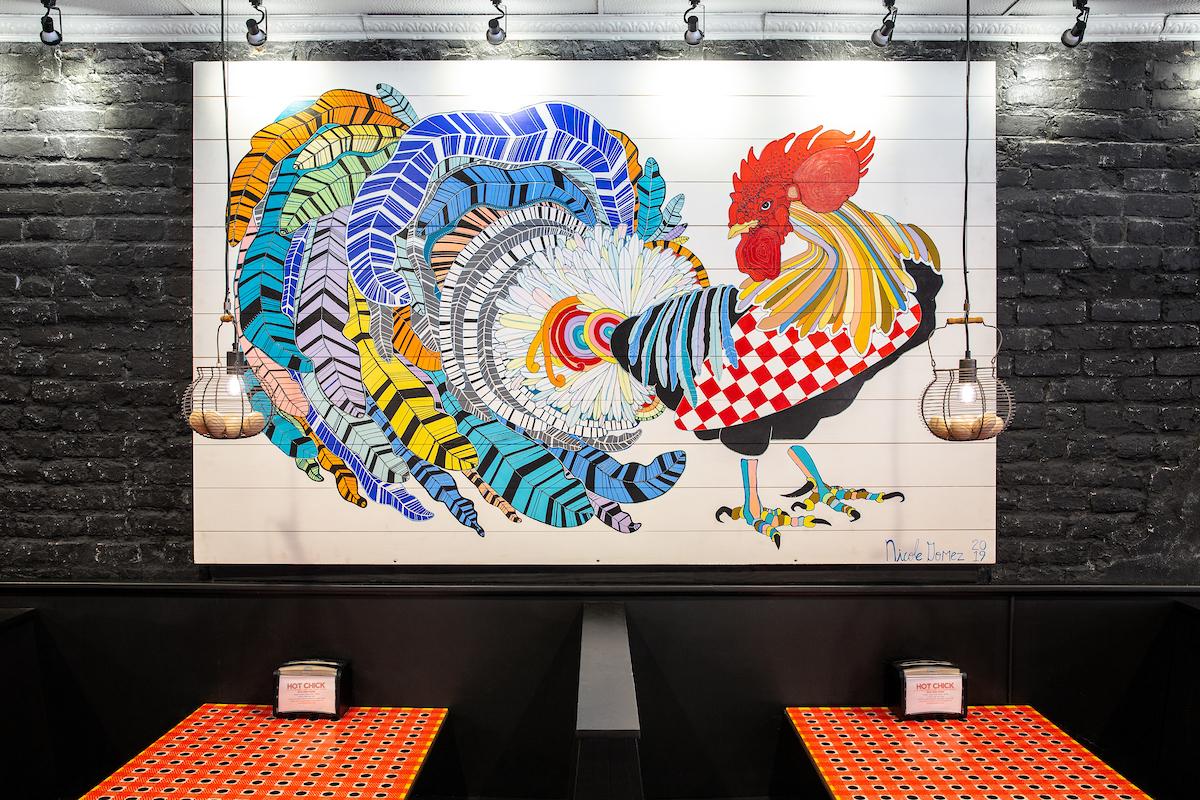 Design Therapy  Hot Chick  Richmond, VA 2019