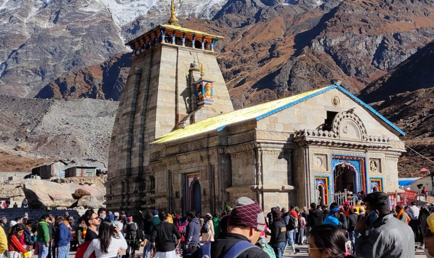 What are the activities to do in Kedarnath?