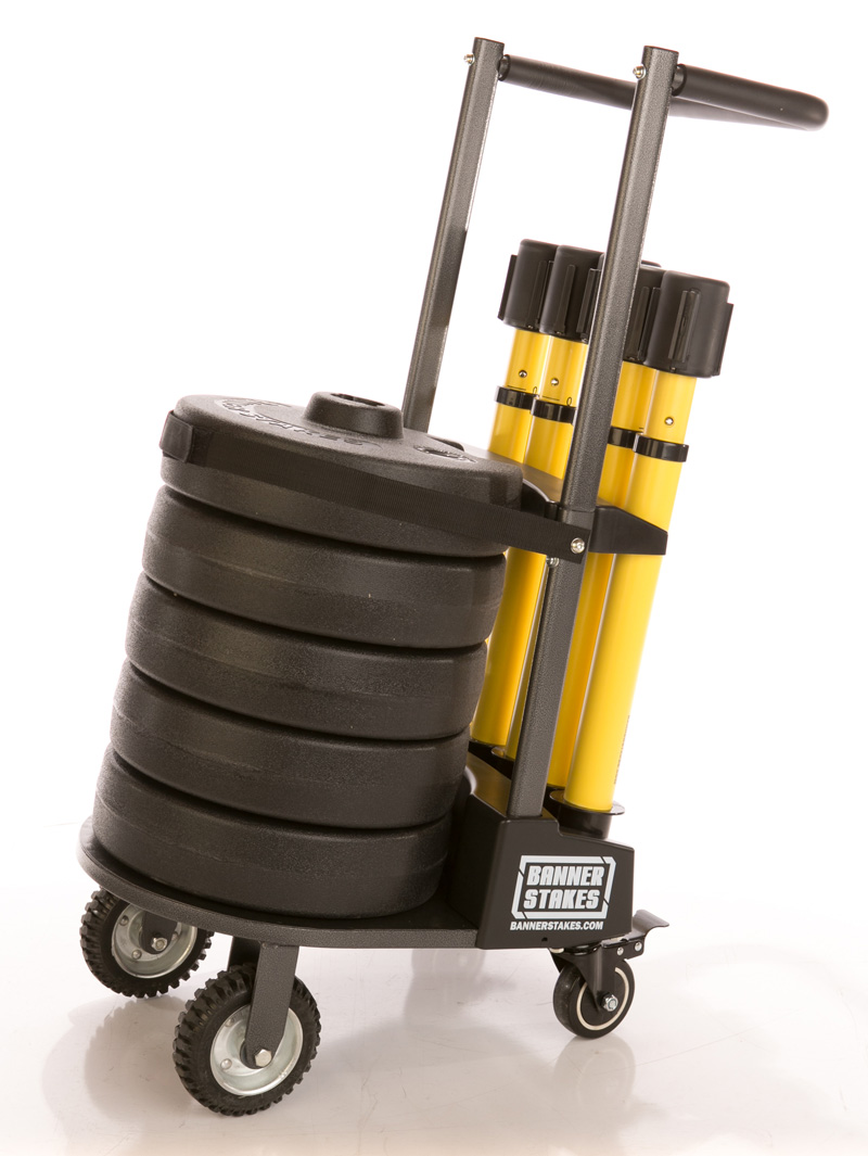 Portable Barricade System