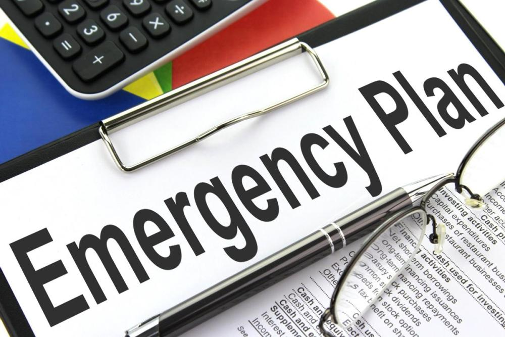 Emergency Action Plan? Use Banner Stakes!