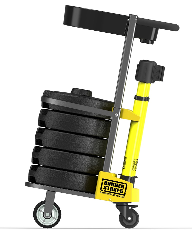 Plus Line Cart
