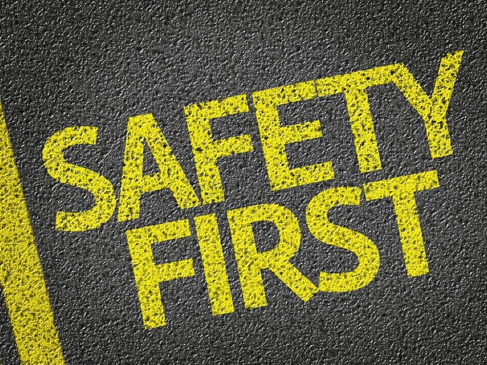 Workplace Safety Rules: Customizable Sample