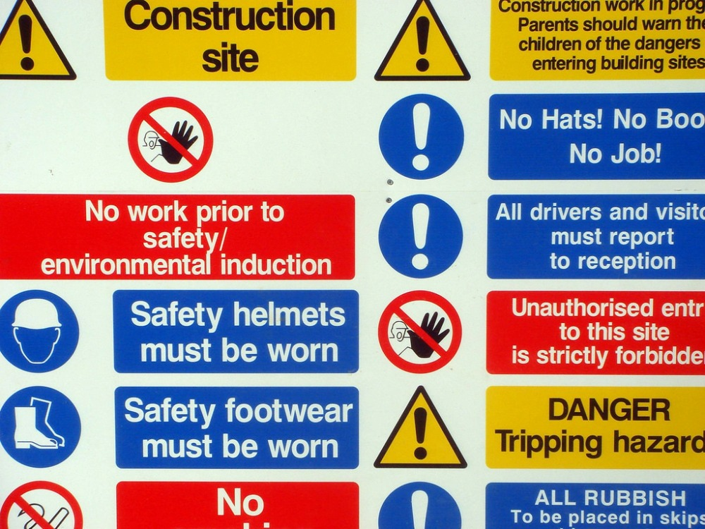 Worplace Safety Prevention
