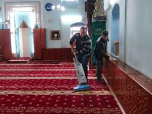 شركة تنظيف مساجد بالمدينة المالمستقبلة