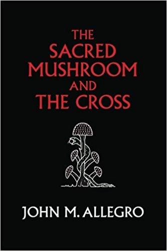 Священный гриб и крест