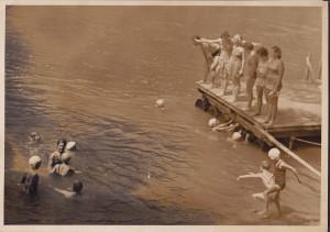 Old Swim Docks