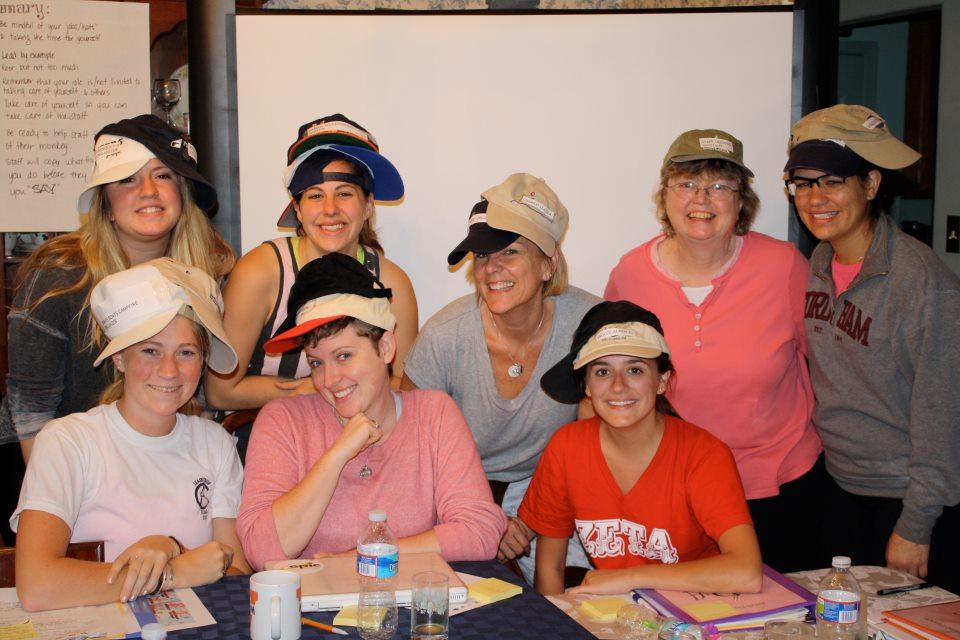Camp Staff Hats