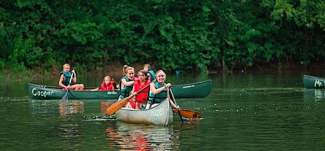 Canoeing Class