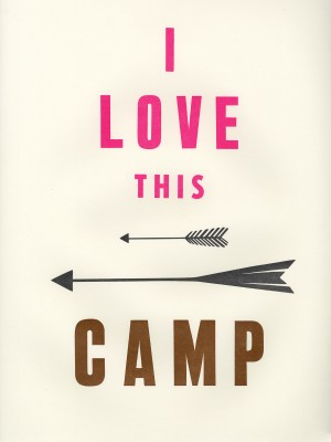 I love this camp