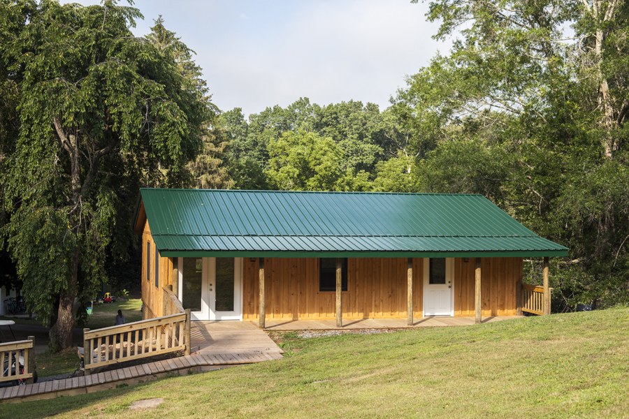 Camp Alleghany Office