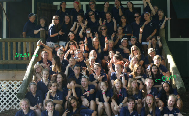 Camp Alleghany Counselor Staff Summer 2014