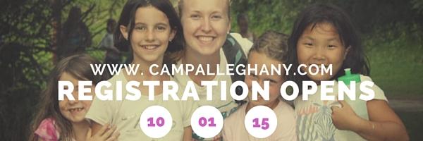 Camp Alleghany Registration