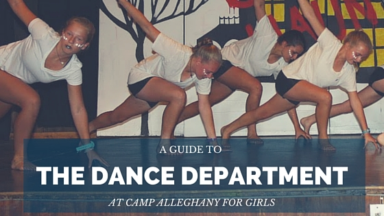 Dance at Camp Alleghany