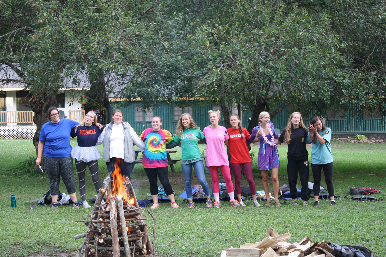 Color Campfire