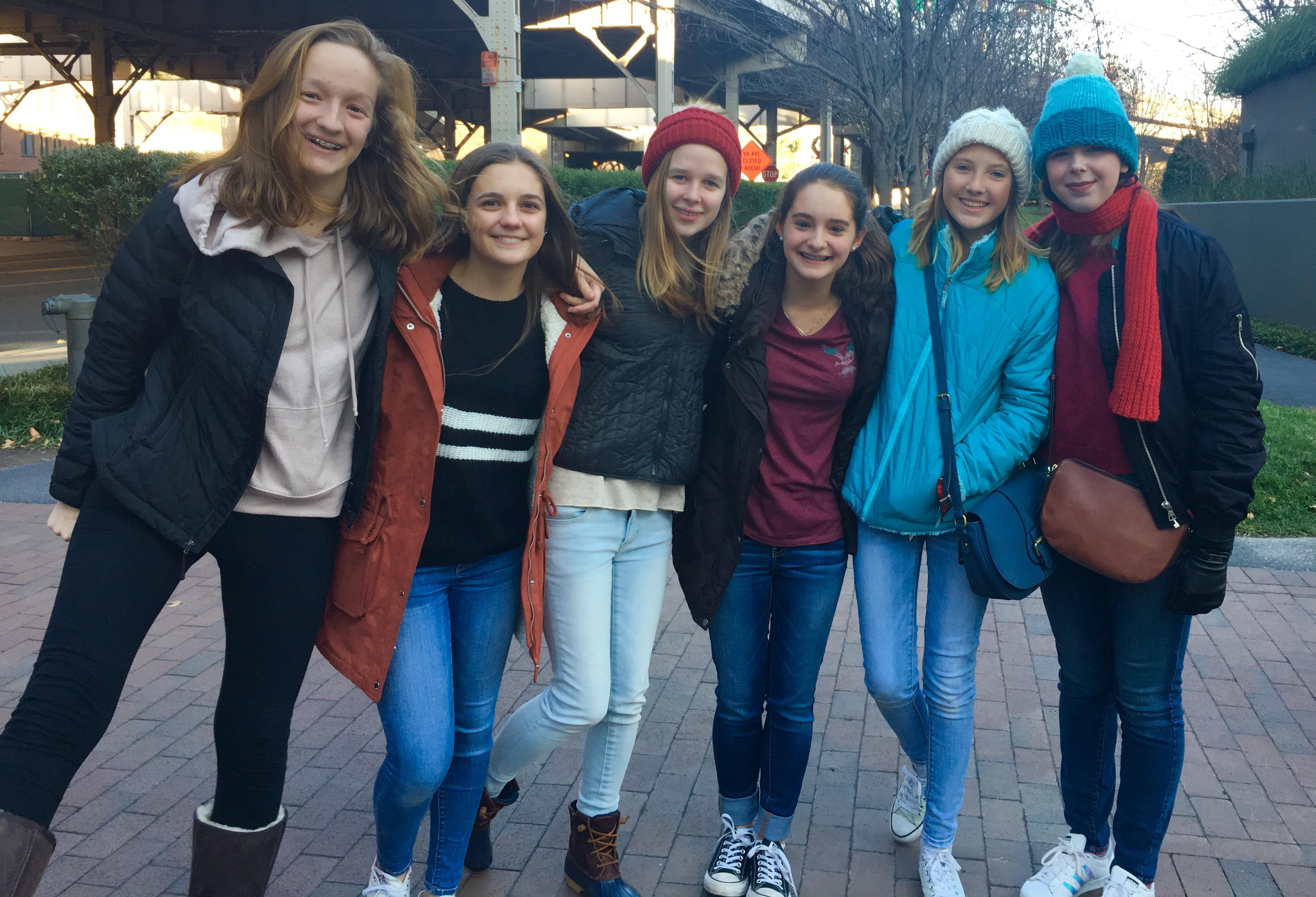 Camp Alleghany for Girls girls