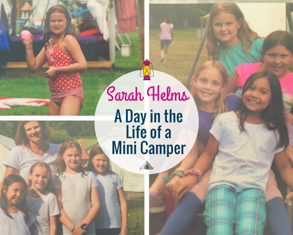 Mini Camp For Girls