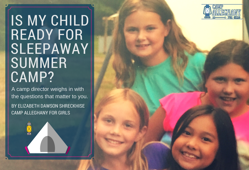 summer camp readiness
