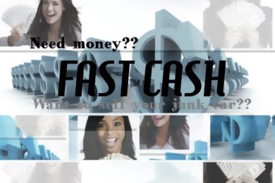 fast cash for your junk car