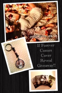If Forever Comes Cover Reveal giveaway