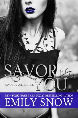 savor you cover