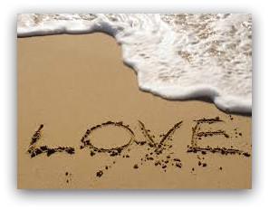 love on beach 2