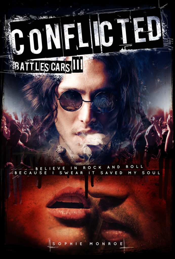 CONFLICTED COVER REVEAL
