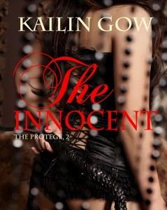 The Innocent (Protege #2) by Kailin Gow - close up web version
