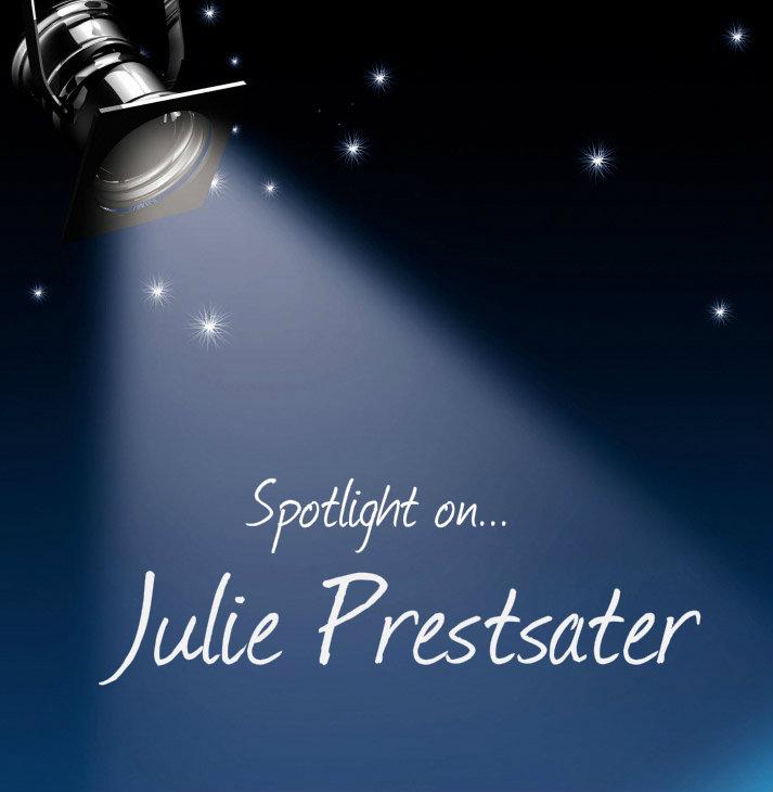 Julie Prestsater Spotlight