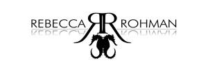 Rebecca Roman Logo White Background