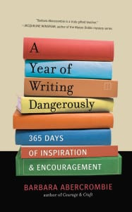 A Year of Writing Dangerously cover