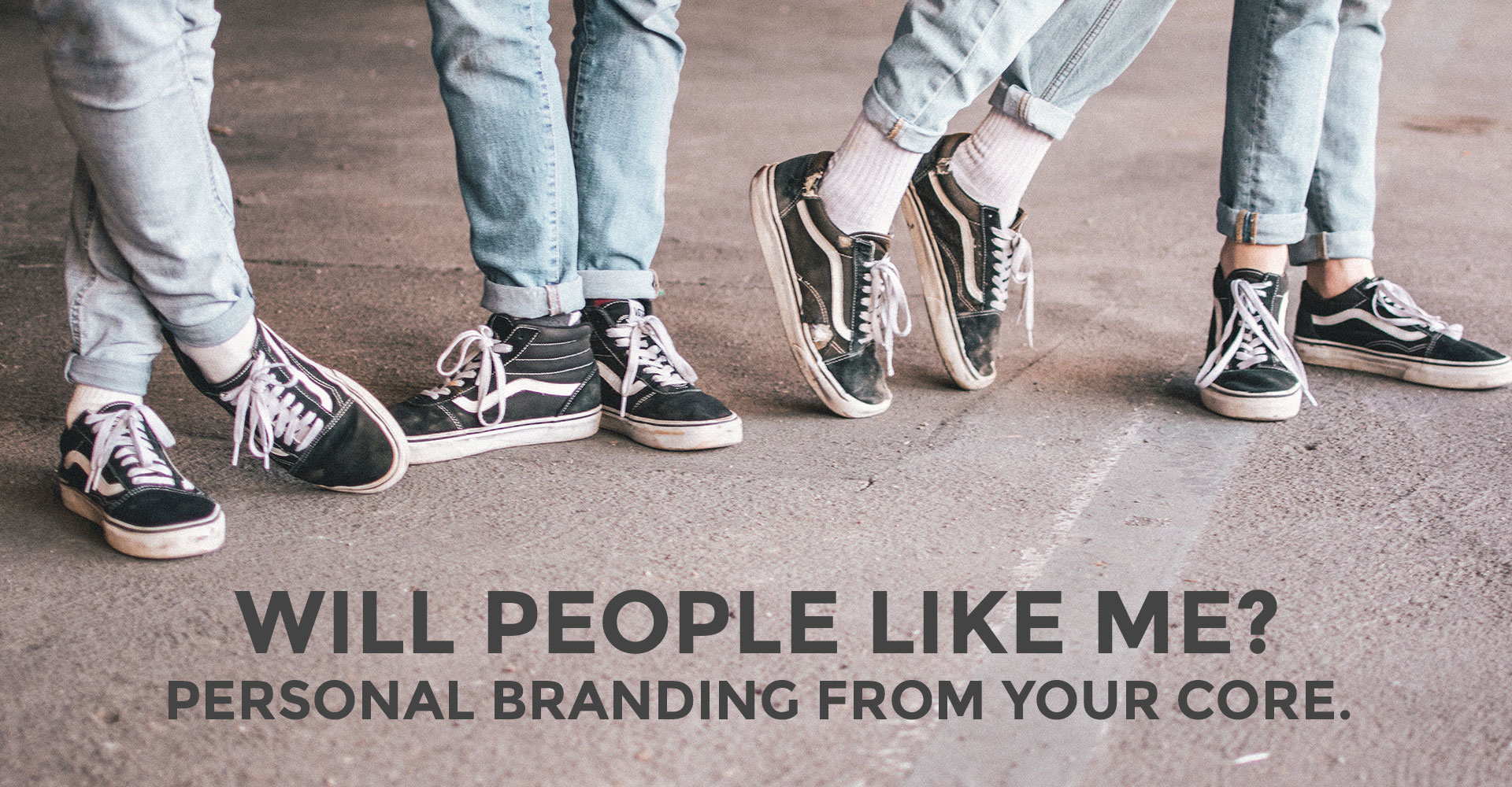 personal branding from your core