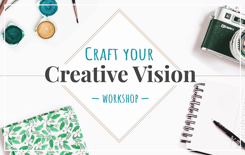 Create your creative vision for your career