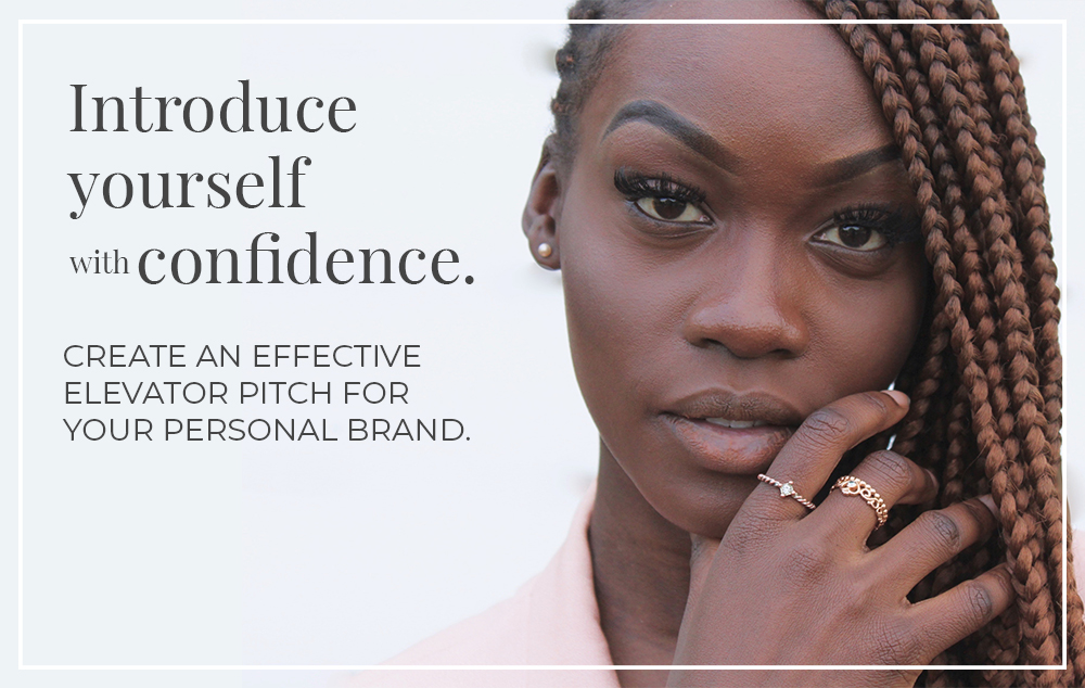 introduce yourself with confidence