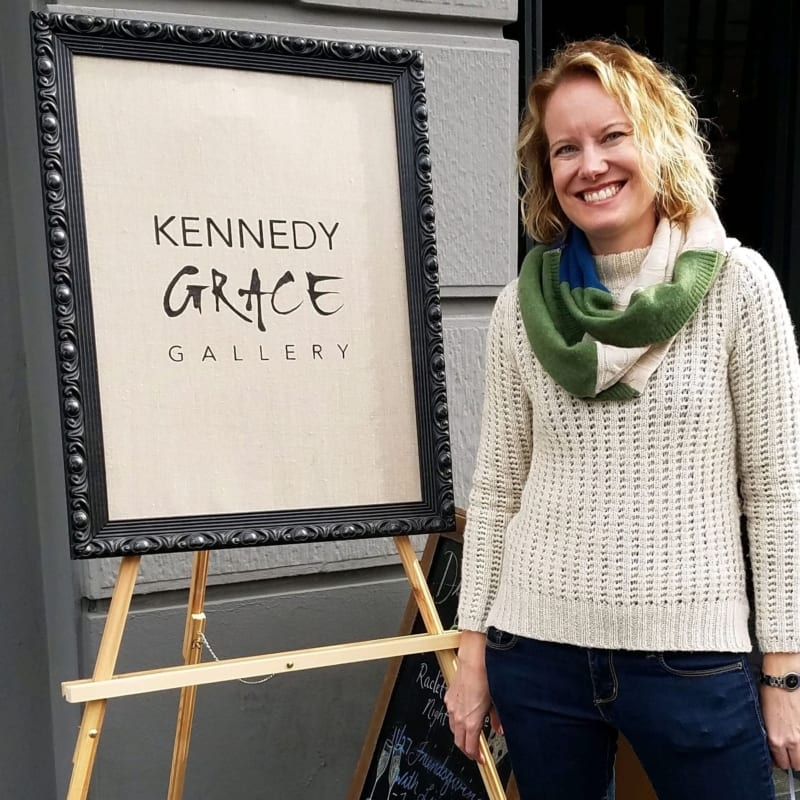 Amy Stock, Kennedy Grace Gallery
