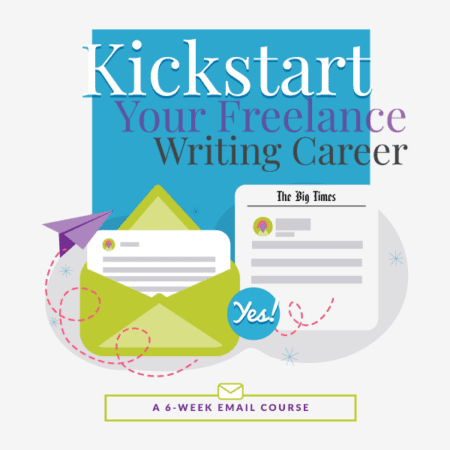 Learn how to freelance writing