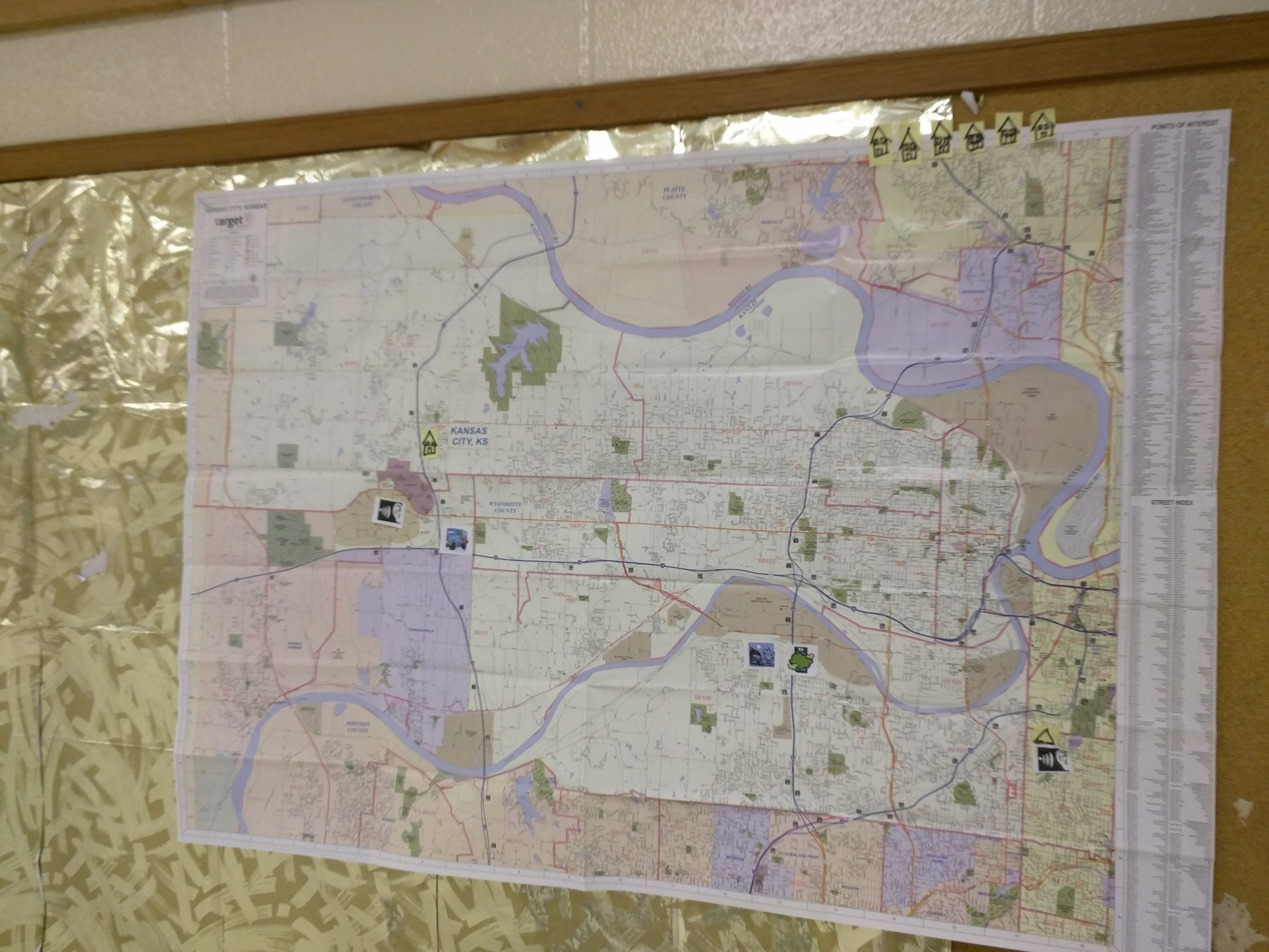 Mapping Freight Transportation