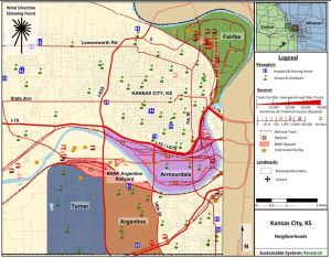 8a. KCK NRDC Map