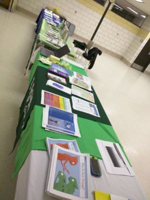 Information Tables