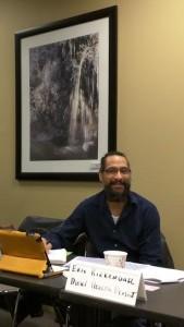 DHP Community Health Director Eric Aldape