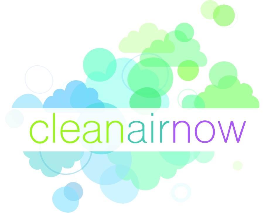 CleanAirNow Logo