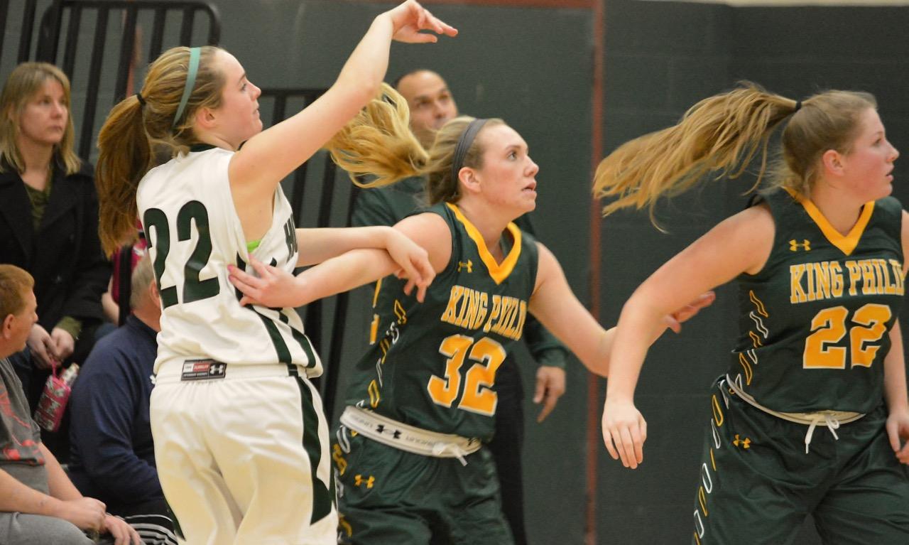 Kelley-Rex girls basketball