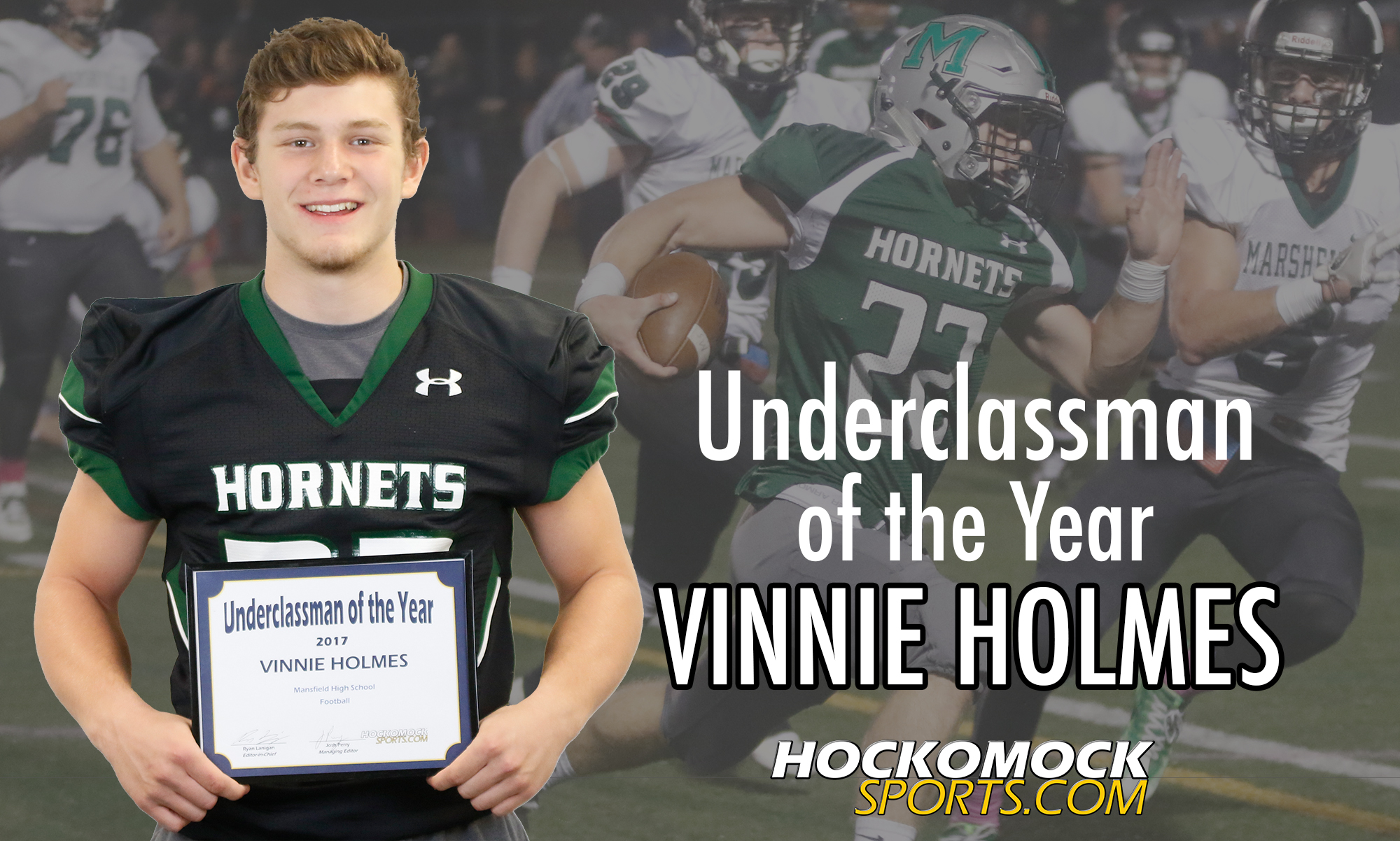 Vinnie Holmes