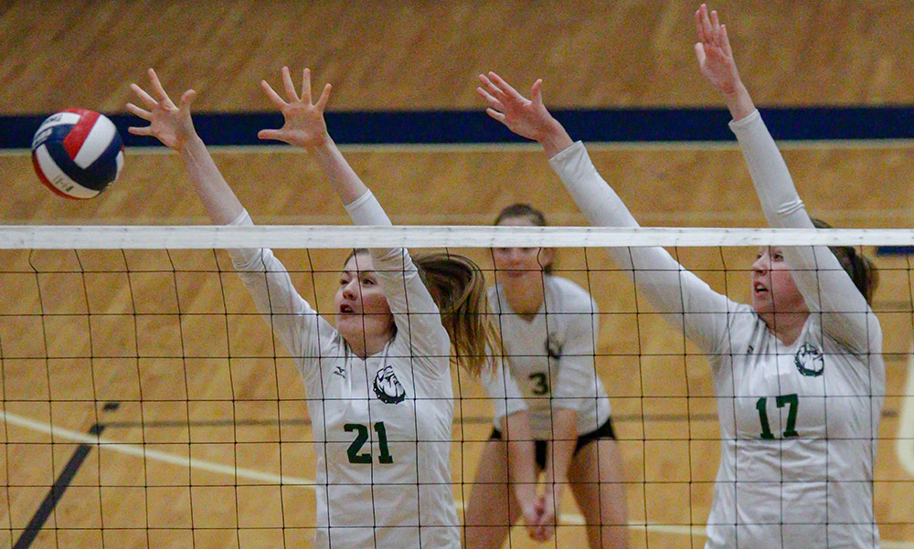 Canton volleyball