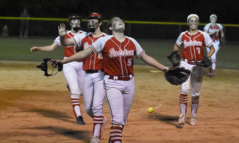 North Attleboro softball