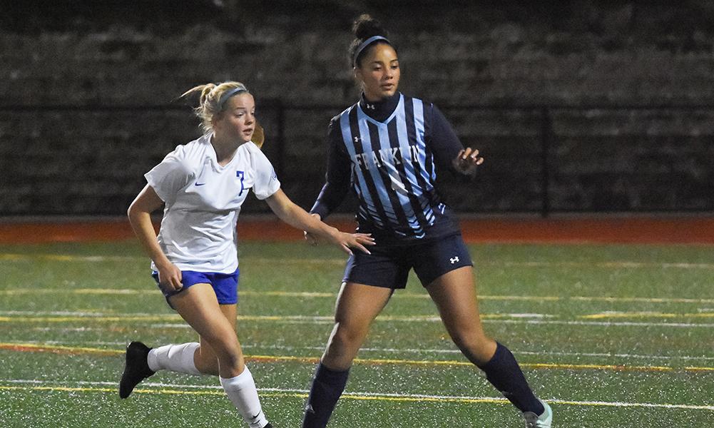 Franklin girls soccer